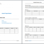 What is rough order of magnitude rom detailed business case template pronofoot35fo Choice Image